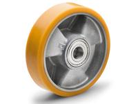 Koło z nalewanym wieńcem poliuretanowym RE.F5 - zdjęcie