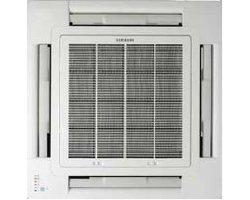 Klimatyzator kasetonowy czterokierunkowy jednostka wewnętrzna Samsung - zdjęcie