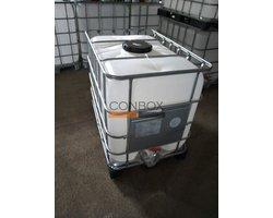 Zbiorniki do transportu i przechowywania cieczy DPPL 600l - zdjęcie