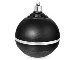 Głośnik sufitowy kulowy HQM-150TB czarny - zdjęcie