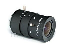 Obiektyw Megapikselowy 3.0-8 mm z korekcją IR (5596) - zdjęcie