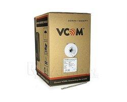 Kabel UTP 4x2x0.5 Cat.5E nieekranowany, wewnętrzny V-Com (6054) - zdjęcie