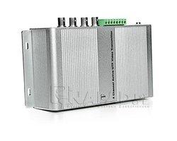 4-kanałowy aktywny nadajnik sygnału wizyjnego AT401T (4935) - zdjęcie