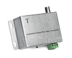 1-kanałowy aktywny nadajnik sygnału wizyjnego AT301T (3393) - zdjęcie