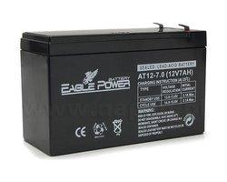 Akumulator 7Ah/12V (1249) - zdjęcie