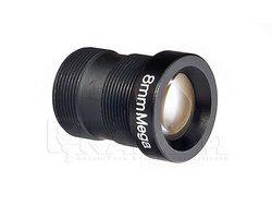 Obiektyw Megapikselowy MINI z filtrem 8 mm (7005) - zdjęcie