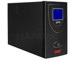 Zasilacz awaryjny UPS AT-UPS1200-LCD wolnostojący - zdjęcie