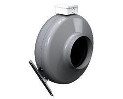 Wentylatory kanałowe okrągłe - zdjęcie