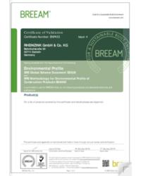 Certyfikacja wg BRE / BREEAM - zdjęcie