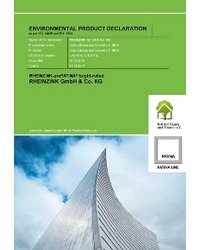Deklaracje produktu przyjaznego dla środowiska EPD oraz Certyfikat IBU - zdjęcie