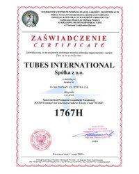 Certyfikat Natowski Kod Gospodarki Narodowej - zdjęcie