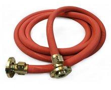 Węże gumowe i końcówki do pary wodnej - zdjęcie