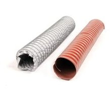 Węże wentylacyjne odporne na wysoką temperaturę - zdjęcie