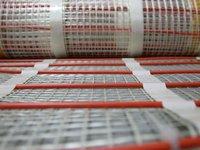 Mata grzewcza wewnętrzna jednostronnie zasilana CM-1-165 - zdjęcie