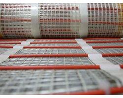 Mata grzejna wewnętrzna dwustronnie zasilana CM-2-165 - zdjęcie