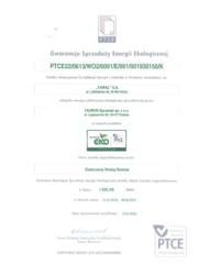 Gwarancja Sprzedaży Energii Ekologicznej - zdjęcie
