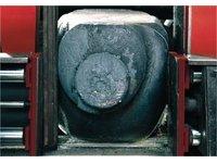 Bimetalowa piła taśmowa AMADA SIGMA - zdjęcie