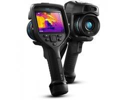 Kamery termowizyjne serii FLIR Exx - zdjęcie
