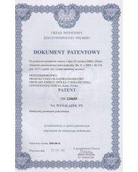 Patent na Solart-WEG medic - zdjęcie