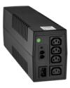 PowerBox 650VA Tył