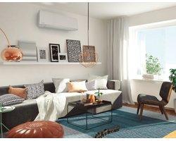 Klimatyzator powietrze-powietrze - system Split - zdjęcie