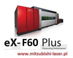 Wycinarka laserowa eX-F60 - zdjęcie