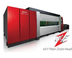 Wycinarka laserowa Mitsubishi eX-F Plus Fiber - zdjęcie