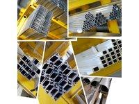 Kształtowniki aluminiowe - zdjęcie