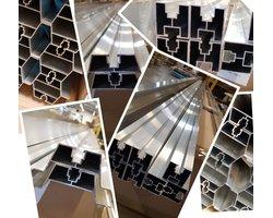 Szyny montażowe do konstrukcji fotowoltaicznych - zdjęcie