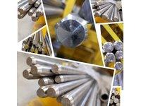 Pręty ze stali nierdzewnej - zdjęcie