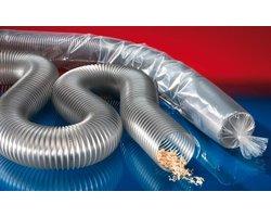 Antystatyczny wąż poliuretanowy do przemysłu drzewnego TIMBERDUC PUR 531 AS - zdjęcie