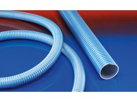 Antystatyczny wąż PVC NORPLAST PVC-C 389 AS-SUPEREL. WEAR STRIP - zdjęcie