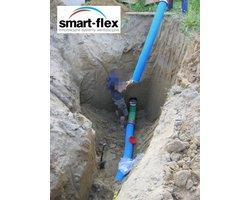 Gruntowy wymiennik ciepła SMART-FLEX GEO - zdjęcie