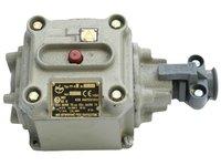 Ognioszcelny przycisk sterowniczy typu PP-62 odmiana 1 (500V, 6A) - zdjęcie
