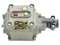 Ognioszczelny przycisk sterowniczy typu PP-64 odmiana 1 (500V, 6A) - zdjęcie