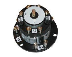 Łącznik krzywkowy ognioszczelny typu ŁK-10 (400V, 10A) - zdjęcie