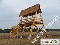 Konstrukcje z drewna klejonego - zdjęcie