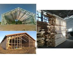 Konstrukcje dachowe - zdjęcie
