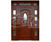 Drzwi wejściowe - zdjęcie