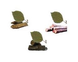 Drewno kominkowe - zdjęcie