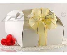 Opakowania na tort 26x26x12 - zdjęcie