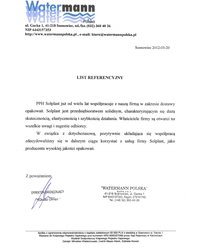 List referencyjny - Watermann - zdjęcie