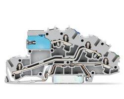 Piętrowa złączka instalacyjna z otworem montażowym TOPJOB® S - zdjęcie