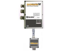 Dwugazowy detektor garażowy DUOmaster CO/LPG M - zdjęcie