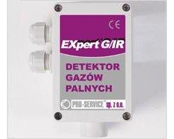 Detektor gazów wybuchowych EXpert G/IR - zdjęcie