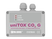 Detektor dwutlenku węgla uniTOX.CO2 G/I - zdjęcie