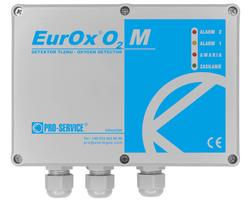 Detektor tlenu EurOx.O2 M - zdjęcie