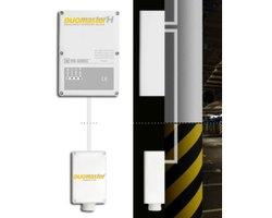 Dwugazowy detektor DUOmaster CO/LPG H/EP/RS485-B - zdjęcie