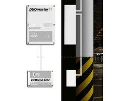 Dwugazowy detektor DUOmaster CO/NO2 H/EE/RS485-B - zdjęcie