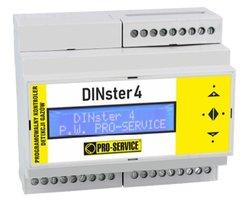 Programowalny kontroler detekcji gazów typu DINster 4 - zdjęcie